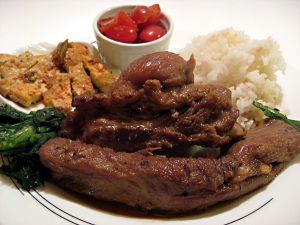 Japanese Braised Ribs