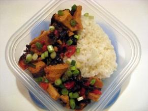 Stir-Fried Freeze-Dried Tofu