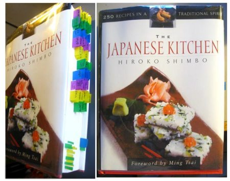 The Japanese Kitchen book