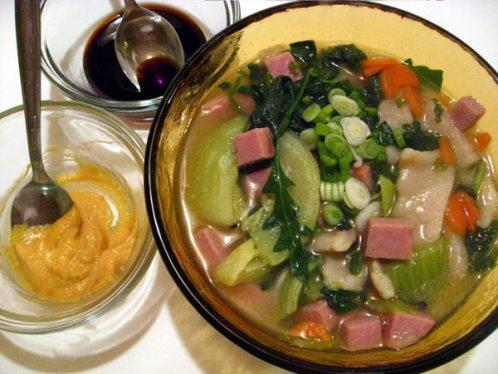 Japanese Dango Dumpling