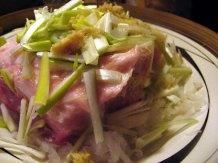 steamed pork