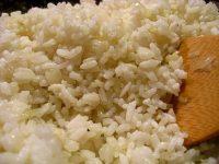 Stir-Fried Rice with Herbs