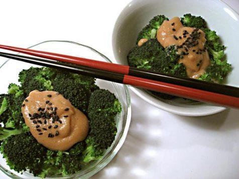 Creamy Japanese Sesame Dressing