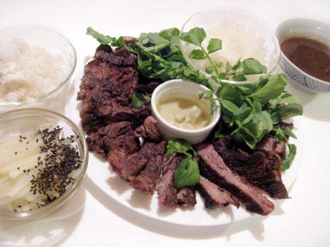 Japanese Roast Beef