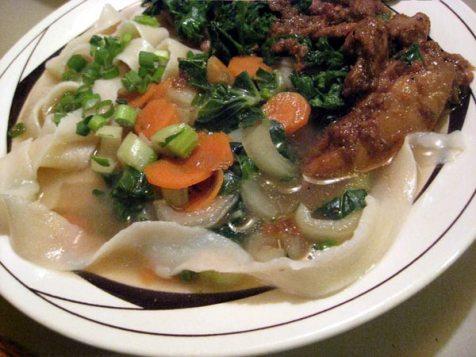 dango jiru Japanese Dumpling Soup