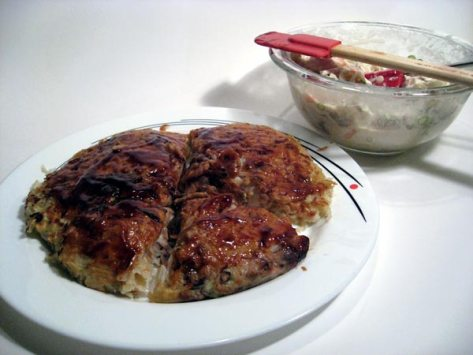 japanese-pancake okonomiyaki