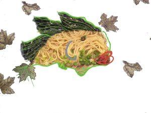 ramen fish