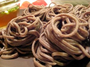 Successful Soba Noodles