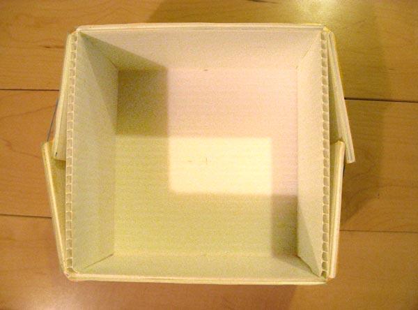 Make a Square Agar-Agag Mold