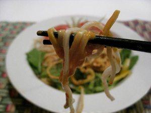 Seseame Noodles