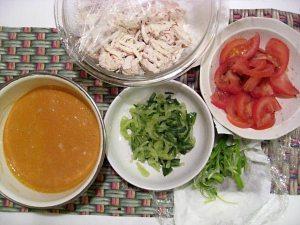 Sesame Noodles Ingredients