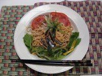 spicy sesame sauce ramen