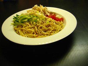 Japanese Sesame Noodles