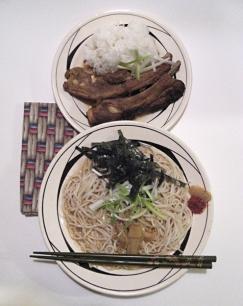 Japanese Ribs and Ramen
