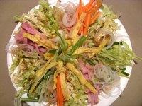 Japanese Five Color Noodle Salad