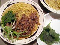 ramen with pork-miso sauce