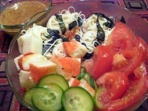 Japanese Noodle Salad