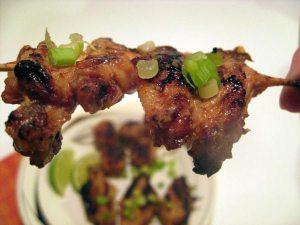 Yakitori Chicken Wings