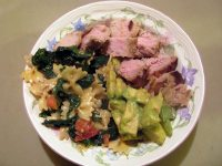 Japanese Tuna and Pasta Salad