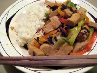 Freeze Dried Stir-Fried Tofu
