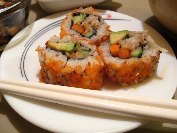 Inside-Out Maki | Tess's Japanese Kitchen