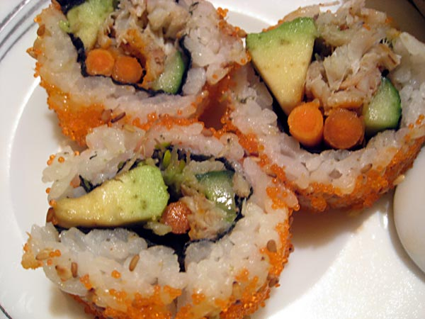 Sushi rice recipes