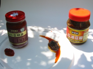 Toban Jiang from Japan and another chile-bean sauce