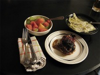 Yom Kippur Dinner