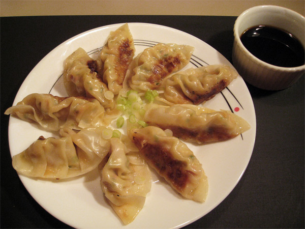 Lobster Gyoza! | Tess's Japanese Kitchen