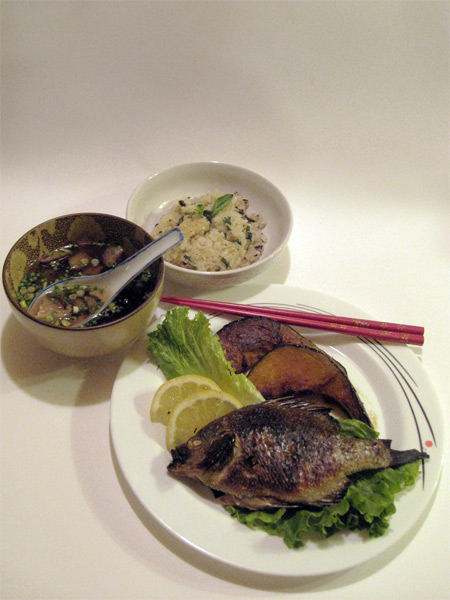 Tai No Shioyaki (Salt-Grilled Sea Bream) Recipes — Dishmaps