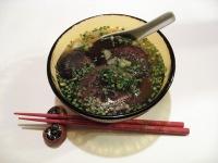 Dried Shiitake Mushroom Soup