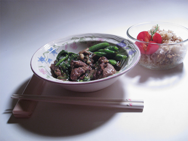 Chinese liver recipes