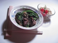 Stir-Fried Liver and Chinese Chives