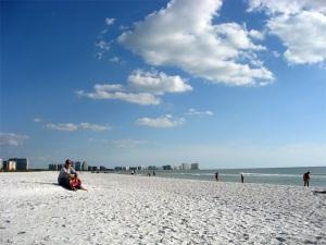 Tigertail Beach, Marco Island, Florida