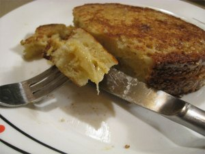French Cheese Toast