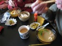 Miso Soup with Seafood