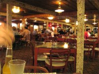 Kelly's Fish House Dining Room Naples Florida