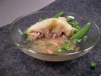 Japanese Potato and Crab Dumpling