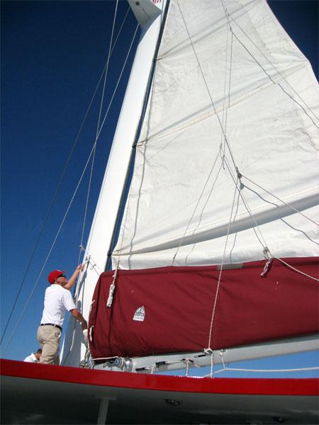 Sweet Liberty Catamaran