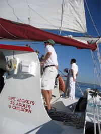 Sweet Liberty Catamaran