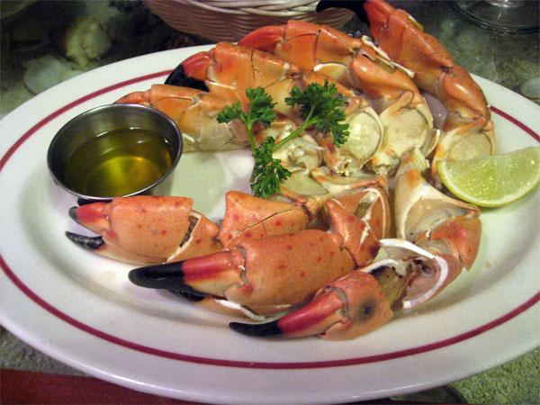 Kelly's Fish House Diningroom