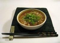 Negima Nabe Tuna and Leek Hot Pot