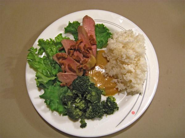 sauce bbq turkey with mustard sauce scallops with mustard miso sauce ...