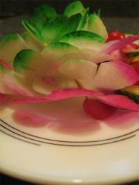 Chinese Radish Flower