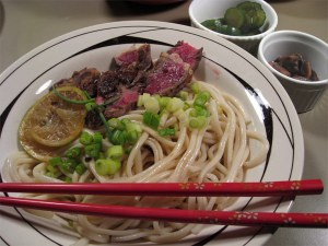 Japanese Steak in Citrus Soy Sauce