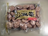 dried shiitake package