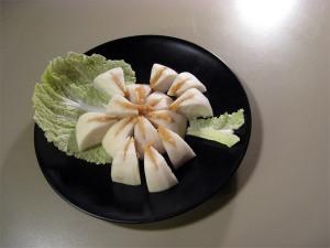 Garlic Miso Turnip Tsukemono