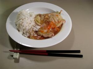 Japanese Braised Pork