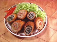 Bite Sized Tonkatsu