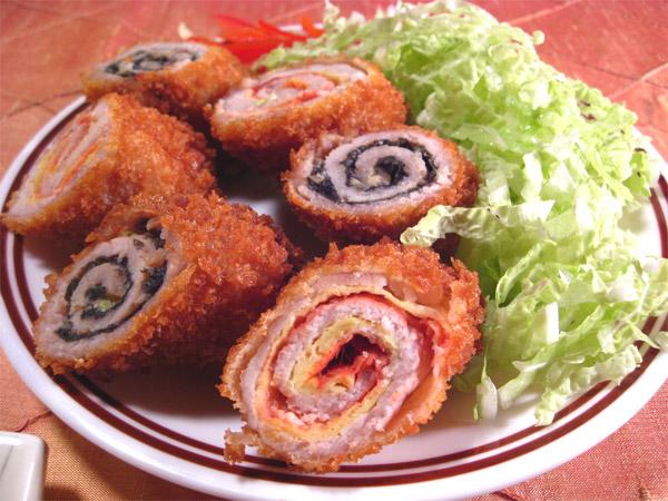 ... tonkatsu deep fried pork cutlet tonkatsu ton pig and katsu cutlet is a